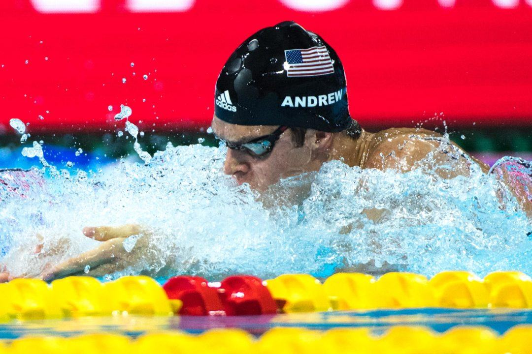 Andrew, Ervin, Hosszu, Koch to highlight Lausanne Swim Cup,Switzerland
