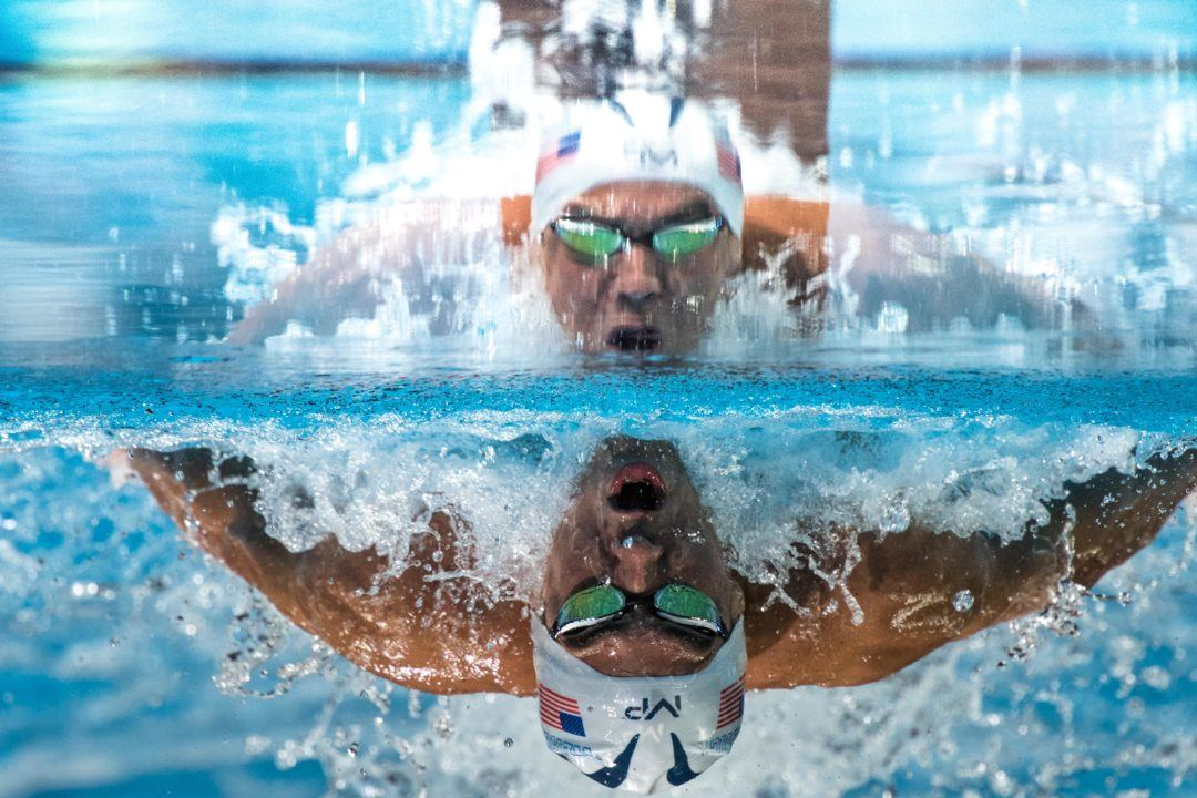 "Phelps: ""I Could Probably Go 48"" in a 100m Free Against Conor McGregor"