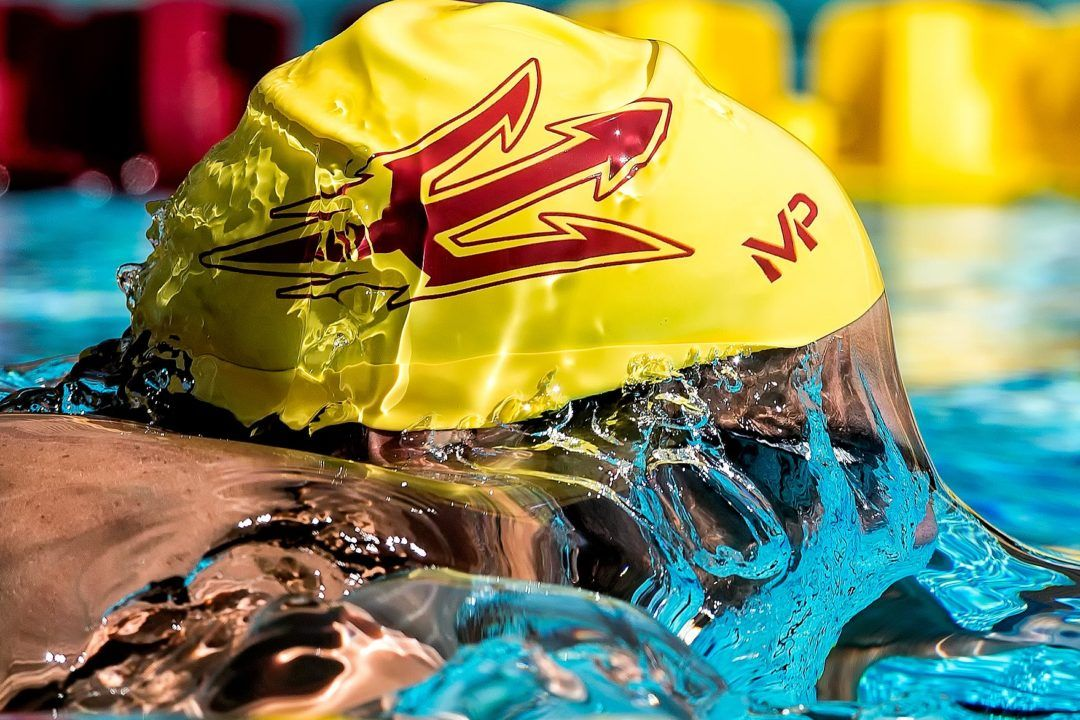 ASU Freshman Cameron Craig Shreds 1:31.7 200 FR for Pac-12 Meet Record