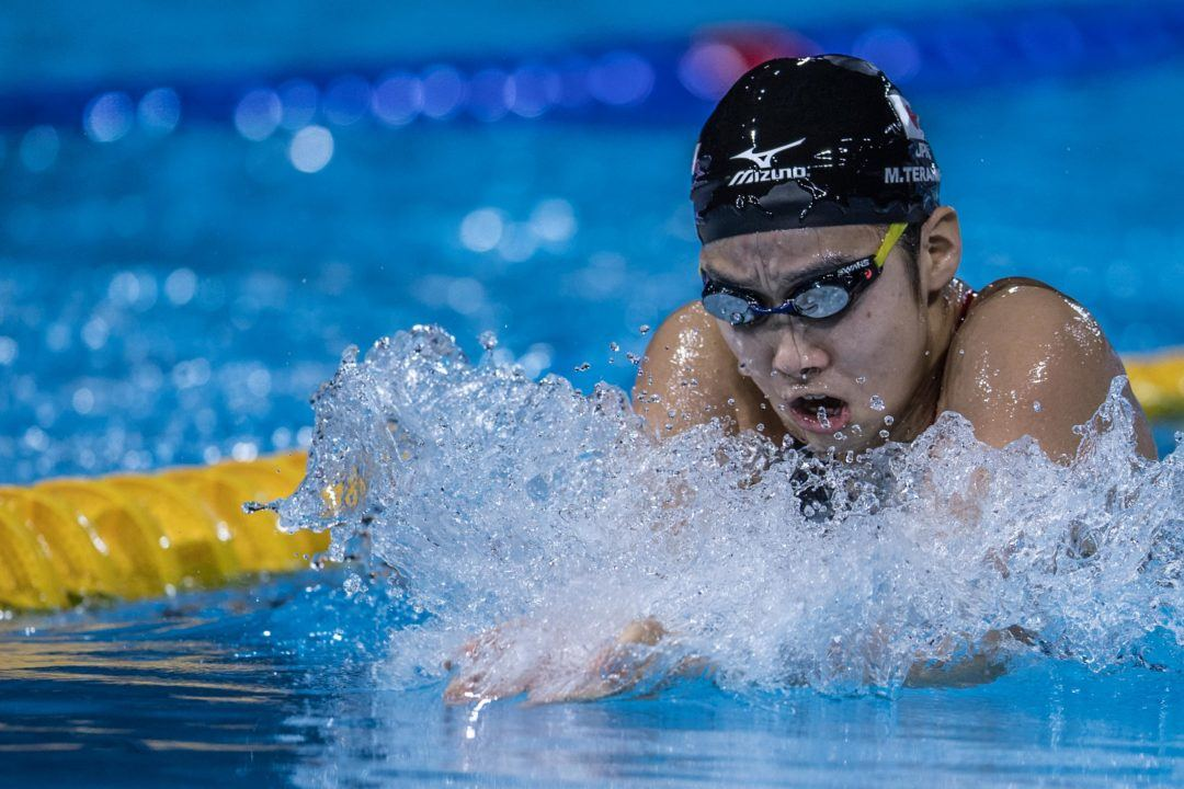 Miho Teramura's 200 IM Gives Japan Another Championship Record