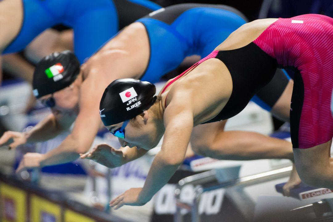 Rikako Ikee Diversifies With World's 6th Fastest 200 IM
