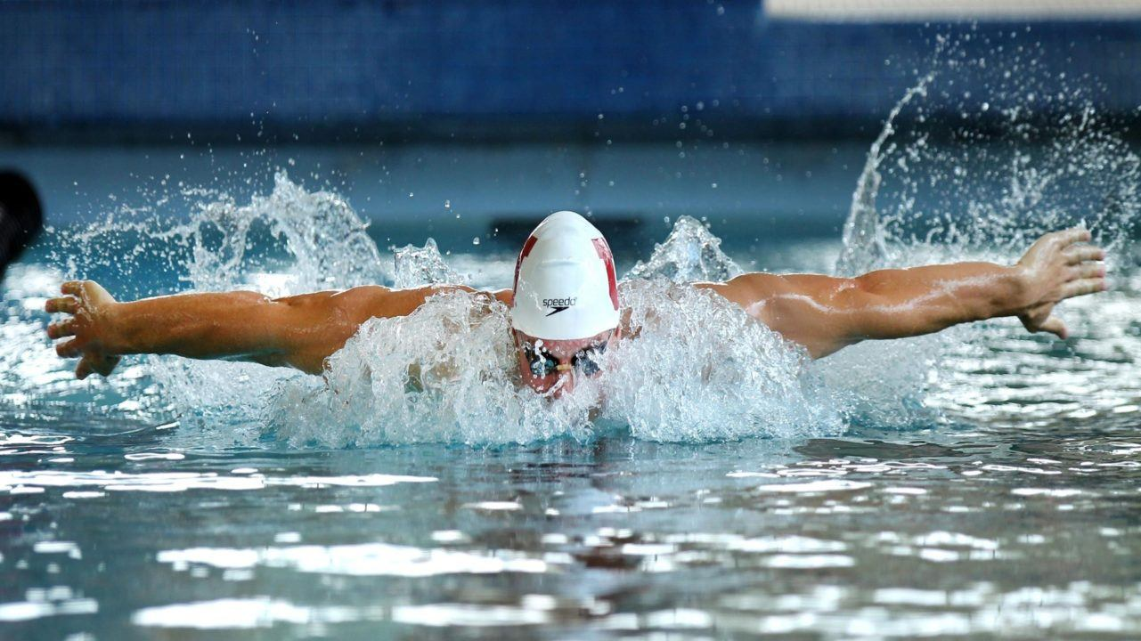 McArthur's 1:41.3 200 BK Stamped Exclamation Point On Utes' Win In MN