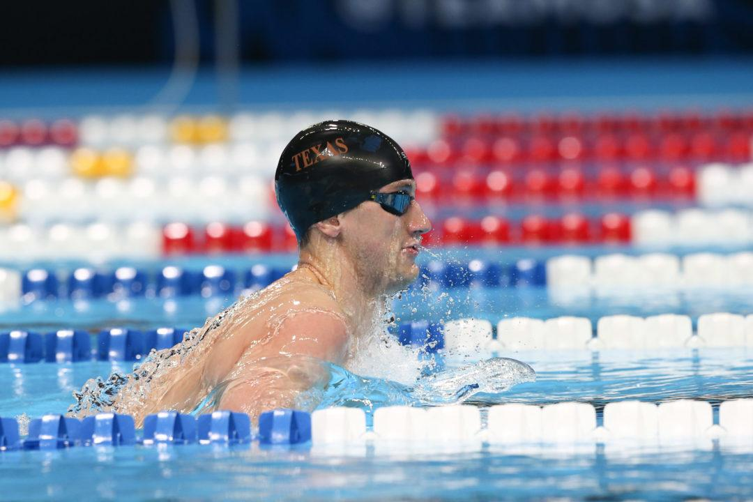 16 Male Swimmers & Divers Earn NCAA Postgraduate Scholarships