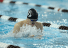 Brown and Columbia Split Dual Meet