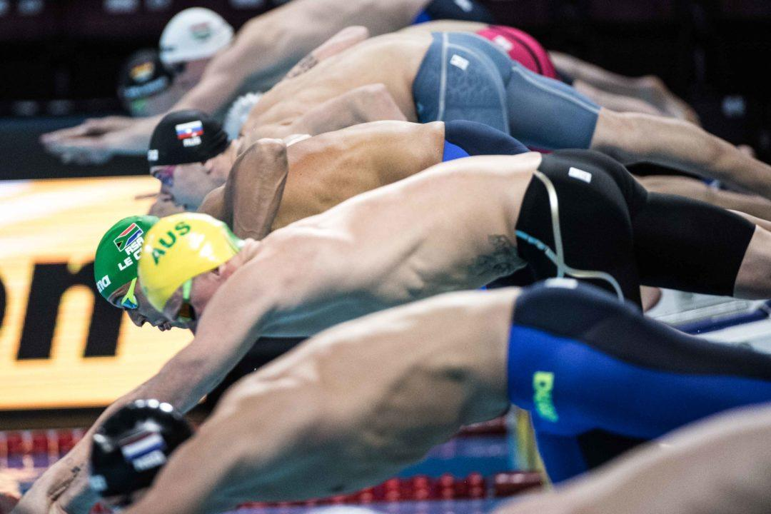 La FINA AIRWEAVE SWIMMING WORLD CUP riparte da Beijing (CHN)