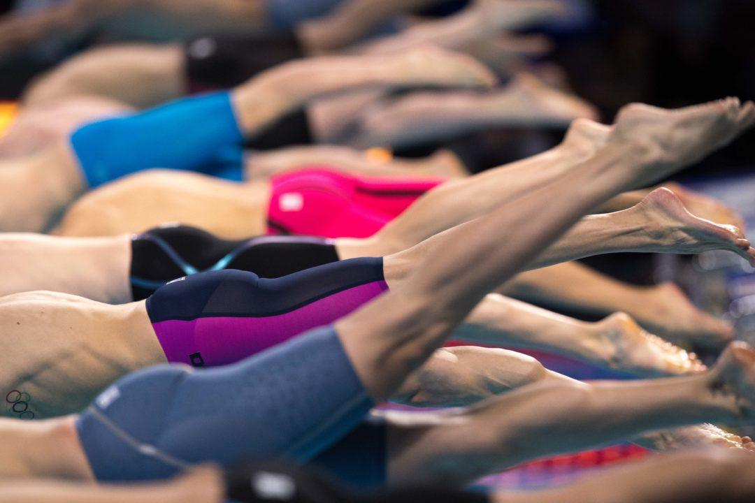 When Should Your Child And Age Group Swimmer Wear A Tech Suit?
