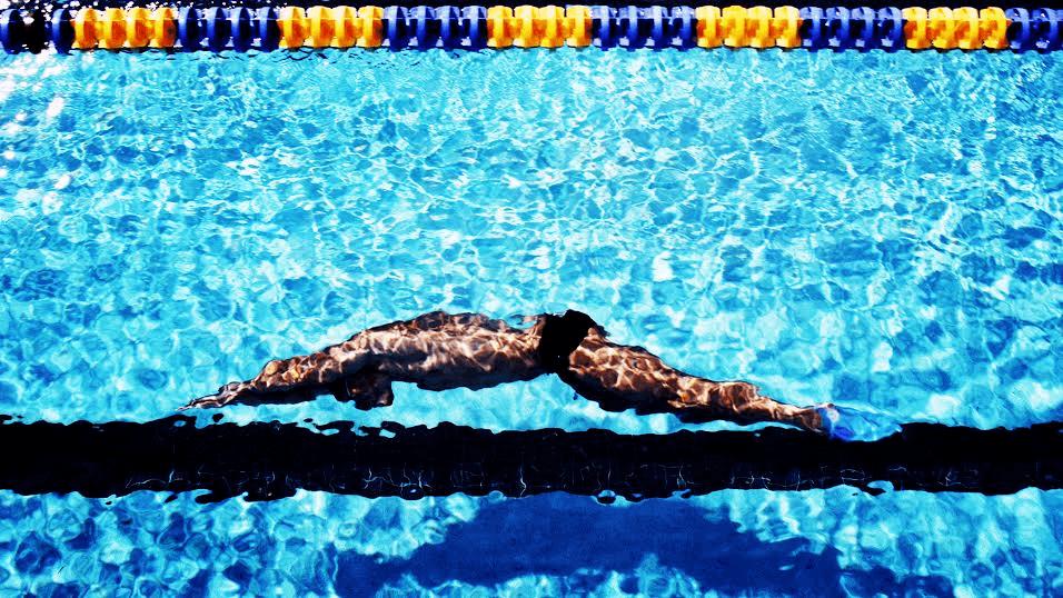 how to swim faster freestyle kick