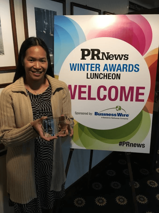 USA Swimming Recognized By PR News With Diversity & Inclusion Award
