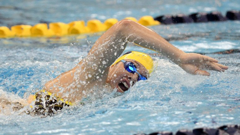 College Swimming Previews: Strong Free Corps Buoys #3 Michigan Women