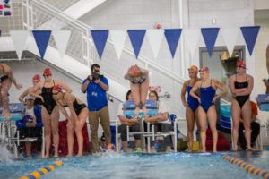 Boise State Swims Past Utah To A 174-126 Victory