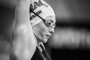 WATCH: Alex Walsh Breaks Dagny Knutson 200 IM NAG By .01 Seconds