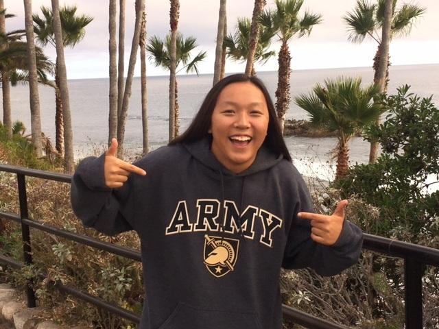 Jami Hwang Accepts Appointment to Army West Point's Class of 2021