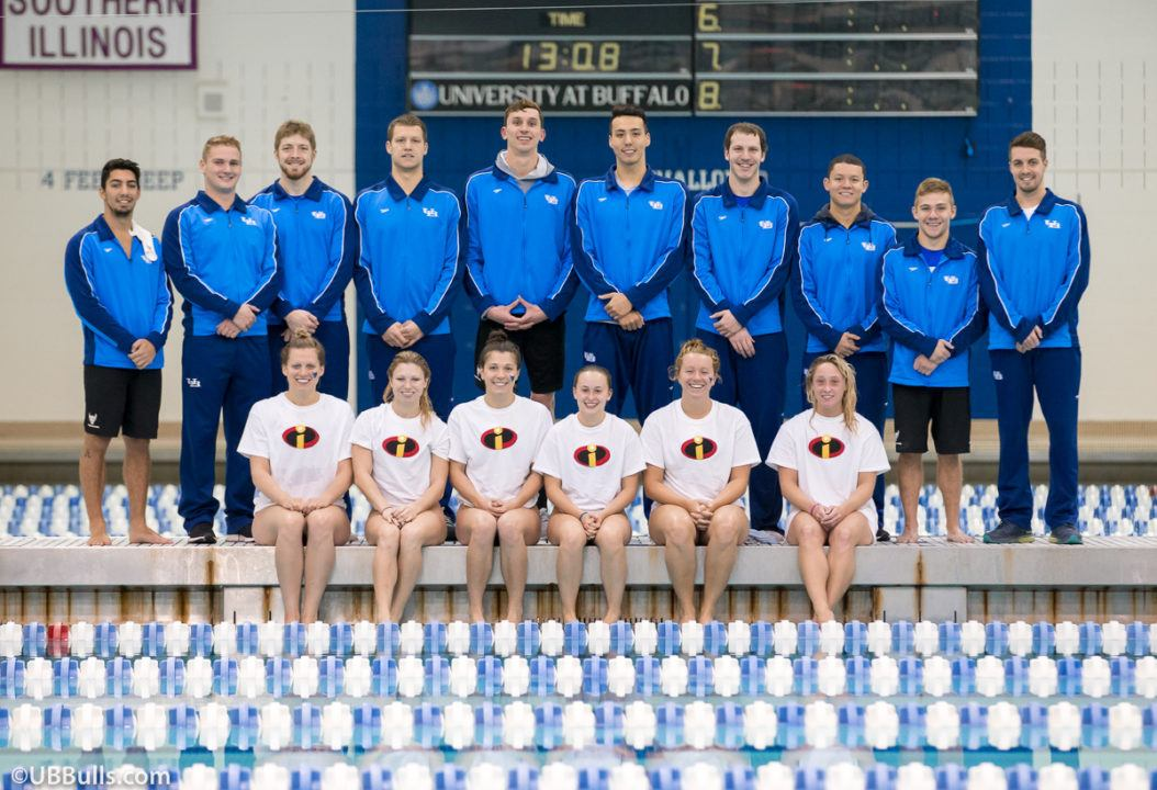 Buffalo Men Snap Eastern Michigan's 72-Meet MAC Dual Winning Streak