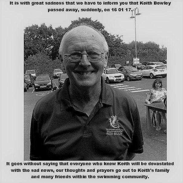 Cardiff Coach, Former Head Coach Of Ireland Keith Bewley Mourned