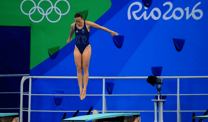 World Champion Rebecca Gallantree Retires From Diving