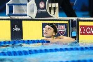 Madisyn Cox Goes 4:01,Takes Down Kathleen Hershey's 2009 400 IM