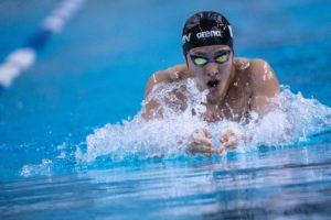 Breaststroking Beast: Daiya Seto Downs 200 Japanese National Record