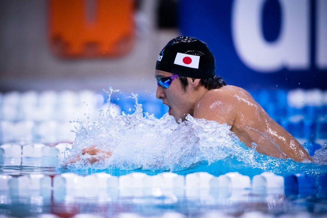 2018 Japan Open: Birthday Boy Seto Surges To 4:08.9 400 IM