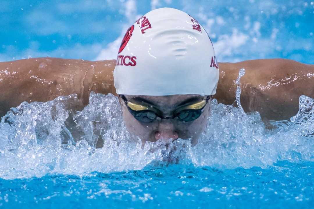 Syrkin, Koustik Break Meet Records At CIF-SS Division 2 Finals