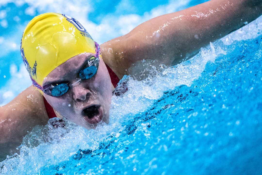 Seltenreich-Hodgson, Wog Scratch 200 Free Final At Canadian Trials