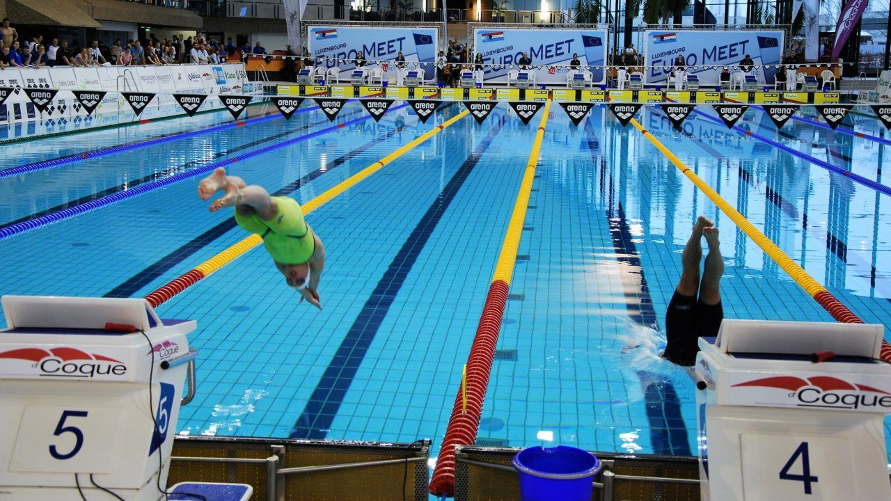 Sjöström, Peaty again set meet records at Euro Meet, Luxembourg