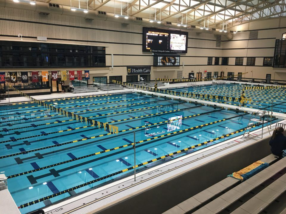 Six Individual Meet Records Highlight Missouri's COMO High School Invitational