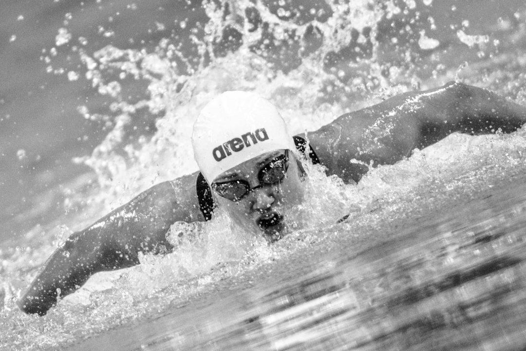 2017 SEC Championships: #1 Seed Gibson Scratches 200 Free on Day 3