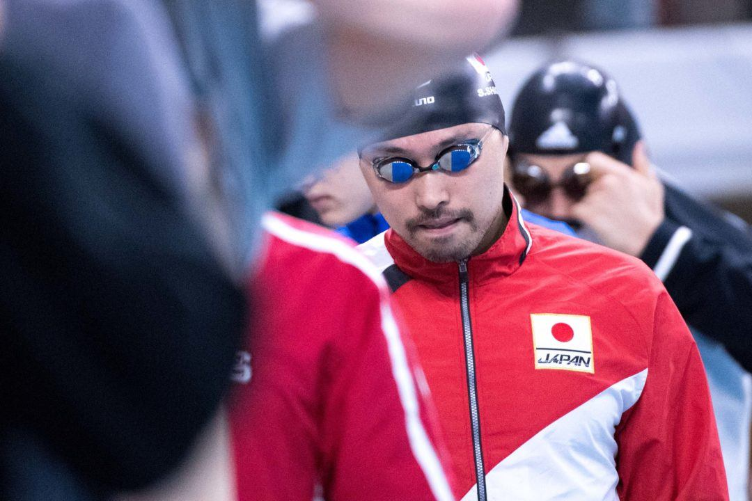 Shioura Reportedly Added To Japan's Olympic Roster For Relay