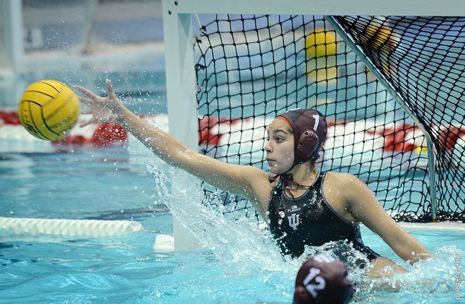 Indiana Water Polo Begins Season At UCSB Winter Invite