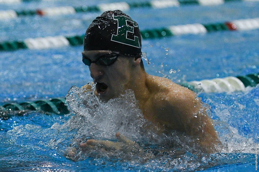 Green, White Split At Eastern Michigan Intrasquad Meet