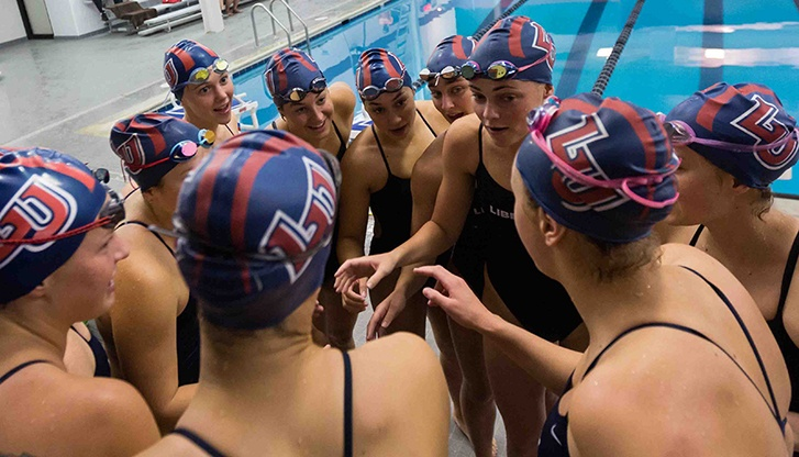Liberty Swim & Dive Announce 2017-18 Schedule