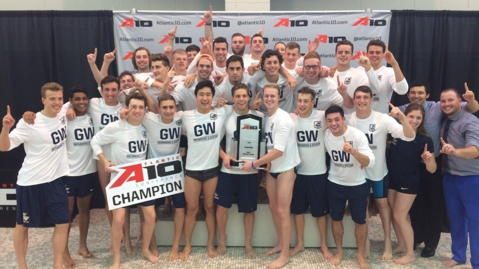 Richmond Women & George Washington Men Take Atlantic 10 Titles