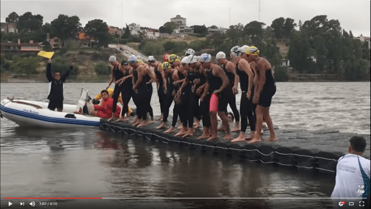 South Africa's Open Water Championships Conclude