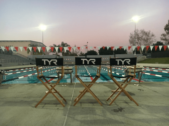 TYR Sport's Behind-The-Scenes Photo Shoot Fun