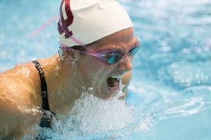 Indiana's Gia Dalesandro Moves to 5th in All-Time 100 Fly Rankings