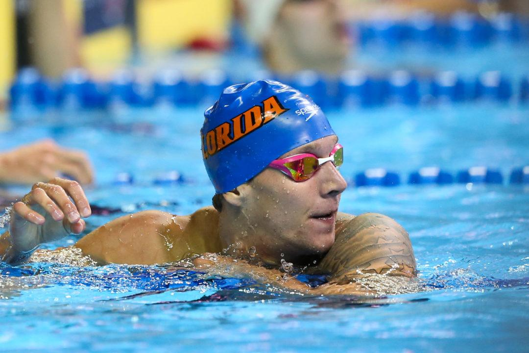Dressel Goes 46.8 Fly, 55.7 Breast On Day 2 Of All-Florida Invite