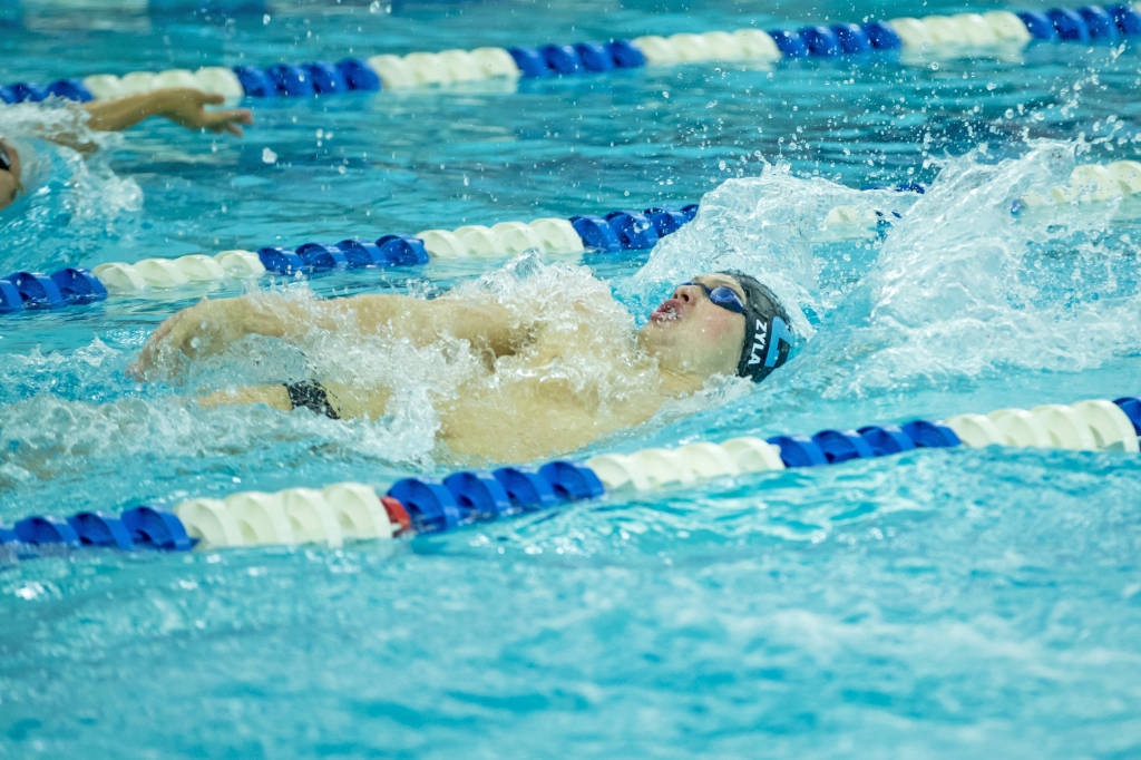 Columbia Breaks 3 Pool Records While Hosting Dartmouth