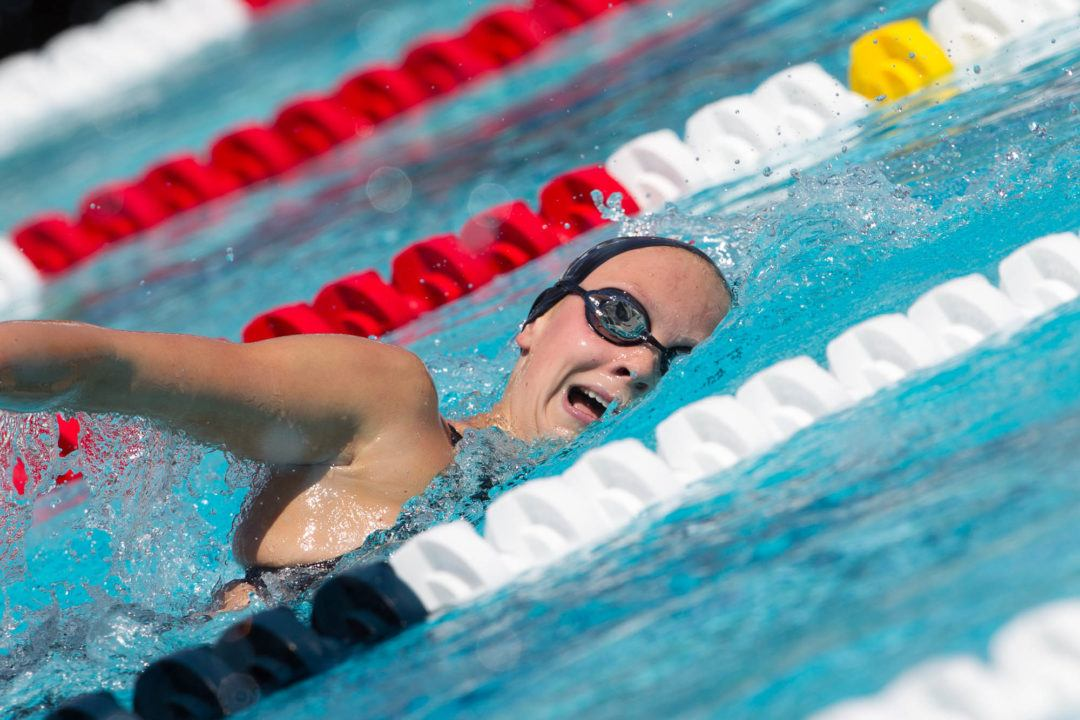 Gators Add Pile of New Qualifiers on Day 1 of Last Chance Meet