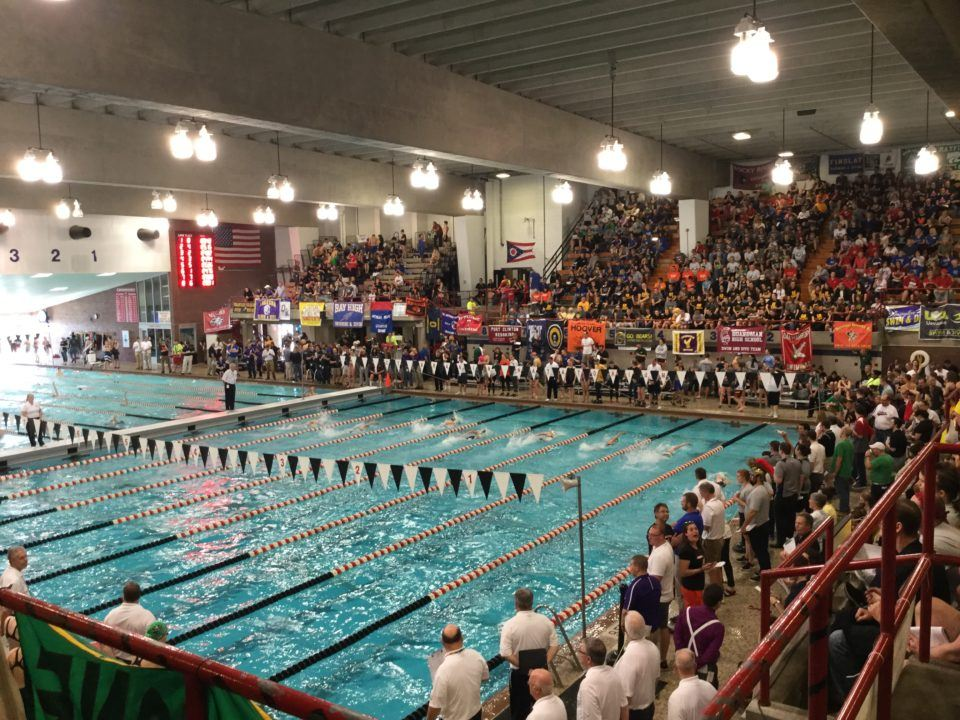 Grant House Takes Top Seed in 200 Free at Ohio Division I State Meet