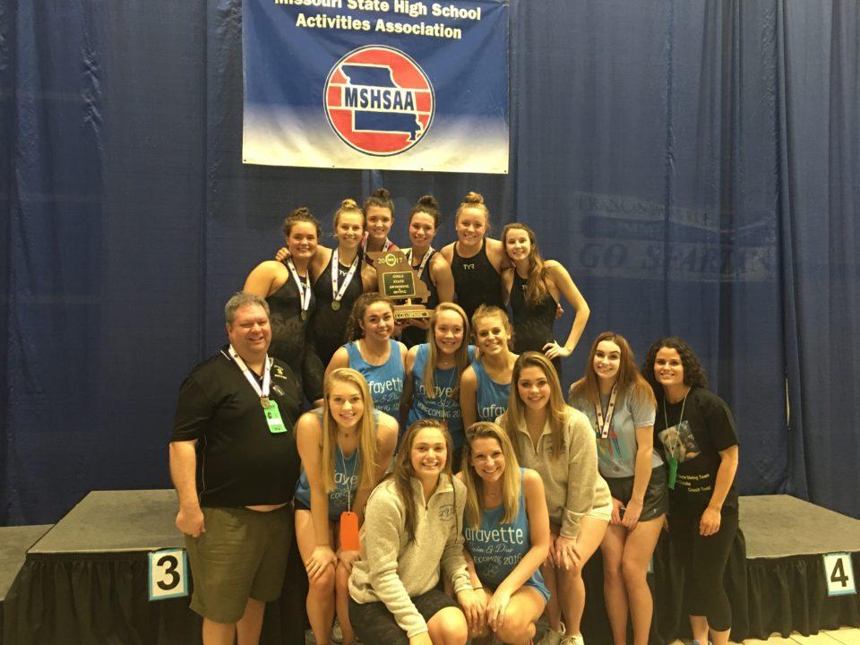Lafayette Lancers Win 2017 MSHSAA Girls Title