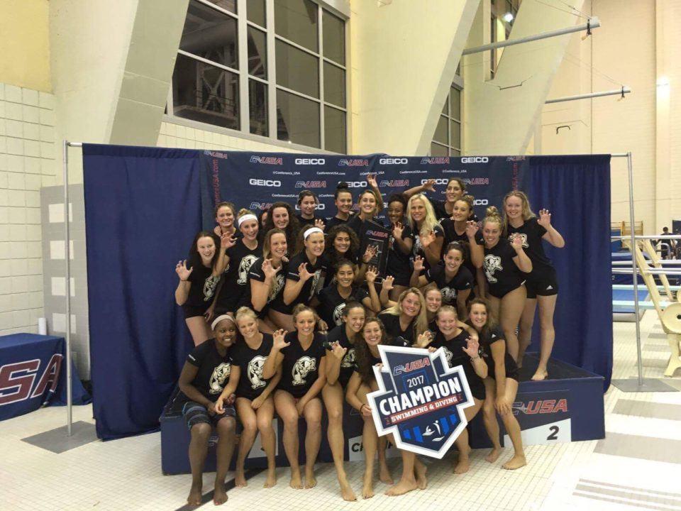 FIU Panthers Win Third Consecutive C-USA Title