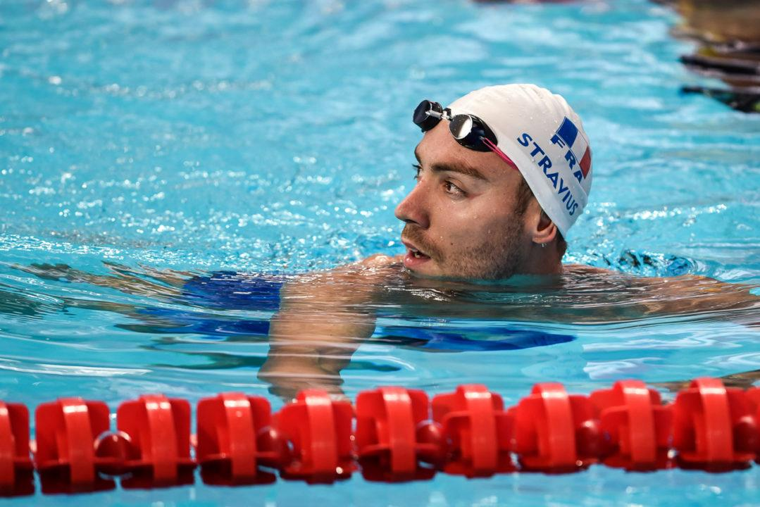 4-Time World Champion Jeremy Stravius Announces Retirement from Swimming