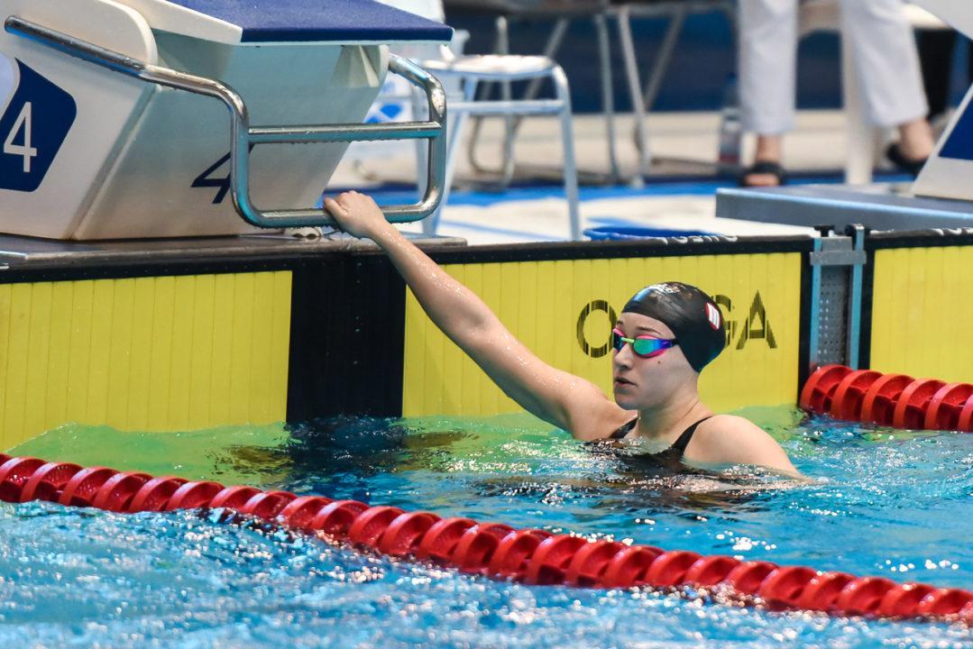 British Backstroking Champion Fullalove Retires Pre-Tokyo
