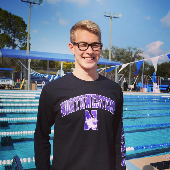 Florida 1A State Champ Robert Cecil Commits to Northwestern