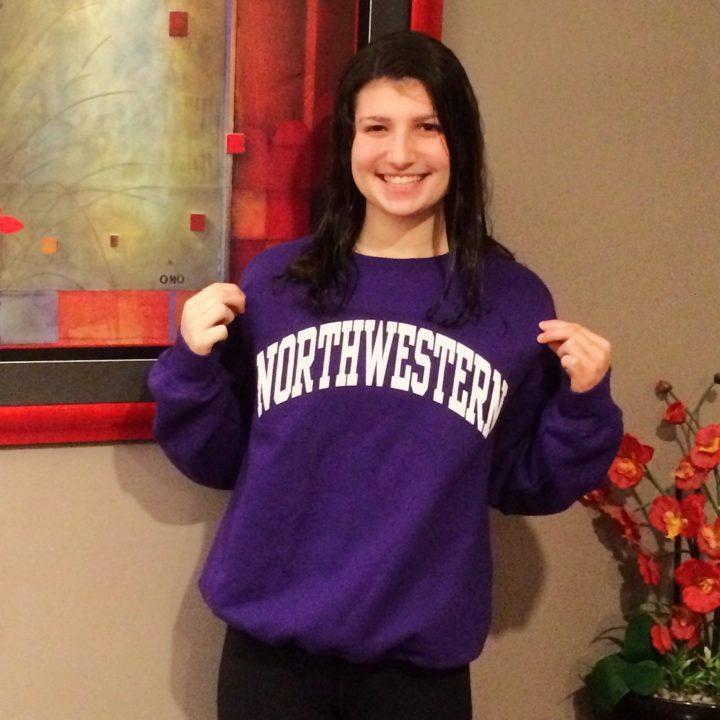 Juniors Qualifier Melissa Melnick Verbally Commits to Northwestern