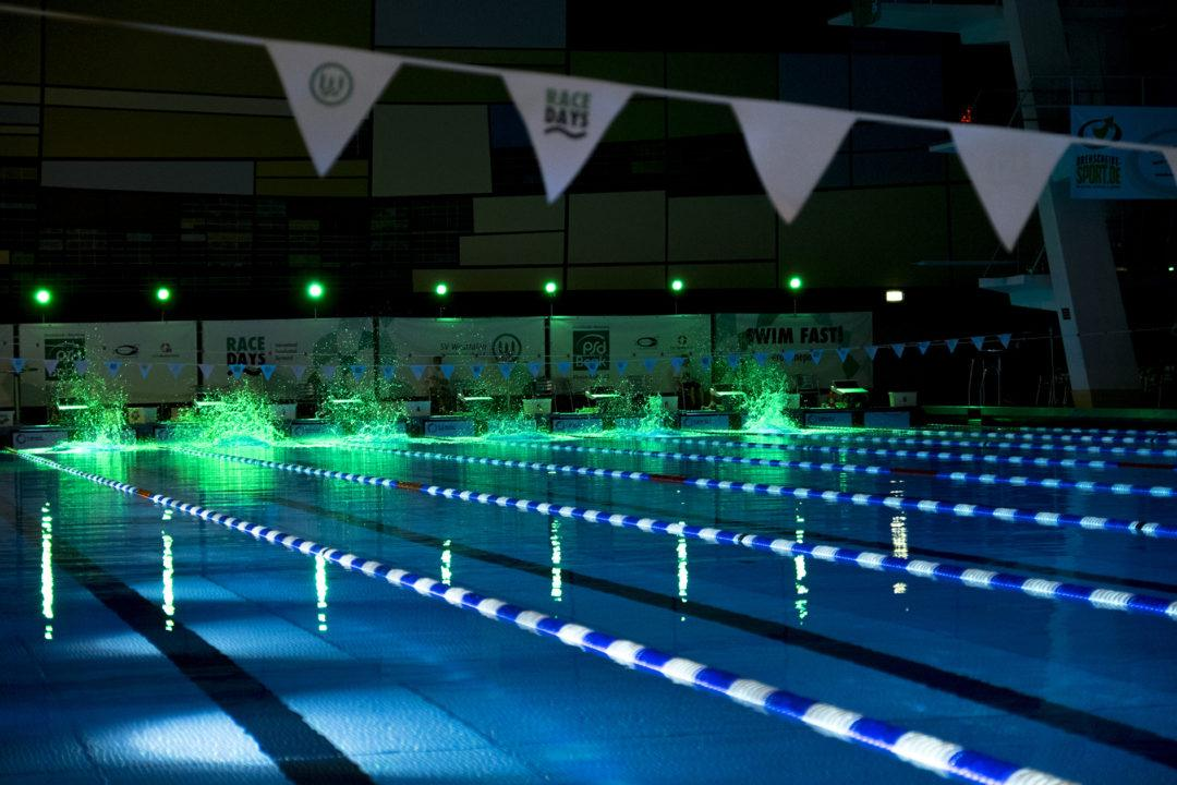 Rock the pool – Swim Race Days am 4. u. 5. März in Dortmund