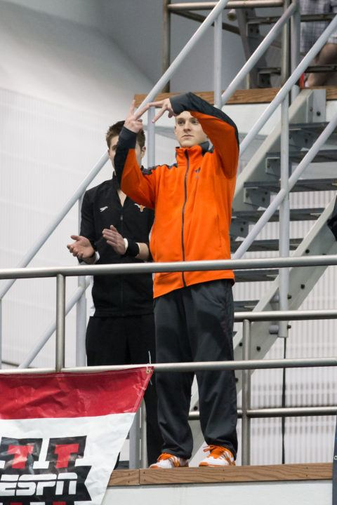 Virginia Tech Holds 41 Point Lead After ACC Men's Diving