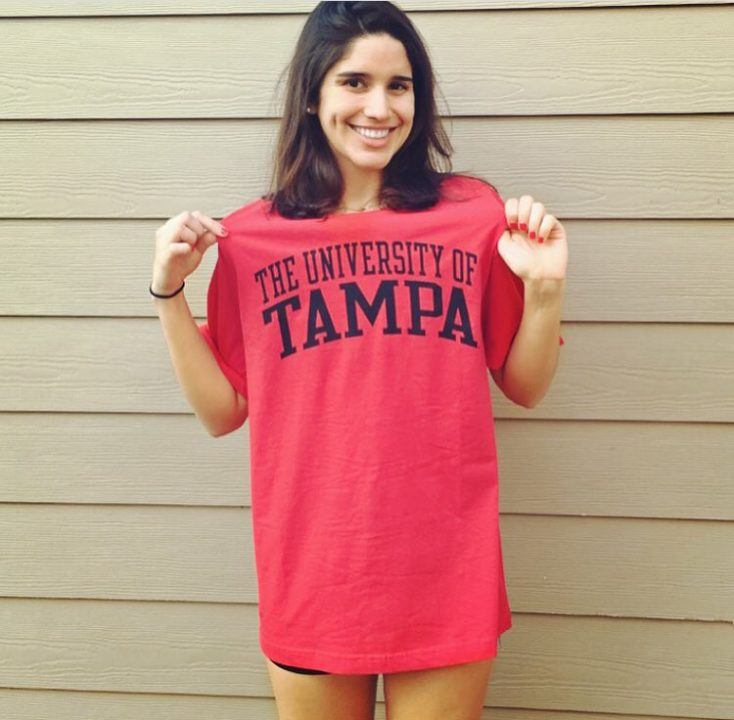 Tampa Pulls in Commitment from Houston's Francesca Rusca