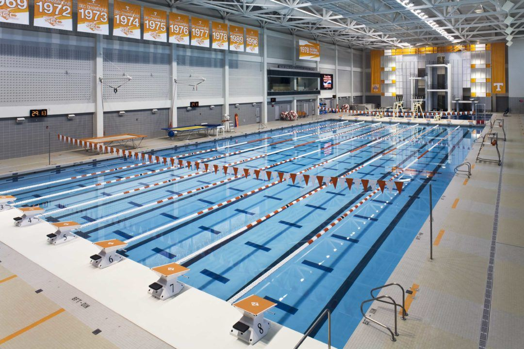 Knoxville, TN To Host 2019 Pro Swim Series Opener Jan 9-12