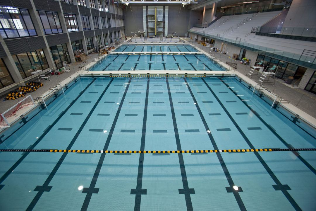 University of Iowa Women's Swimmers File Lawsuit Against School